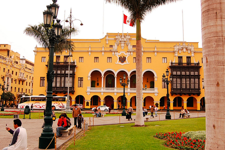 Tours in Lima