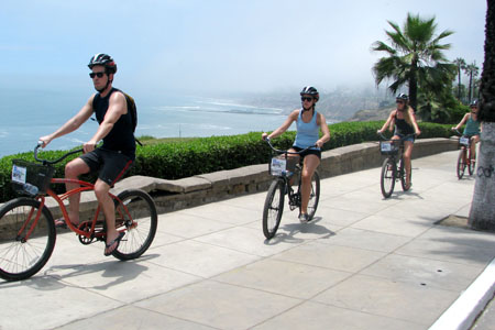 City Tour Lima en Bicicleta