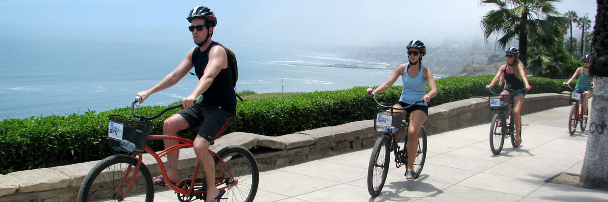 City Tour Lima by Bike  en Lima