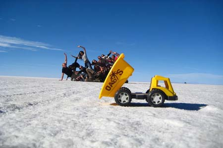 Tours in Uyuni