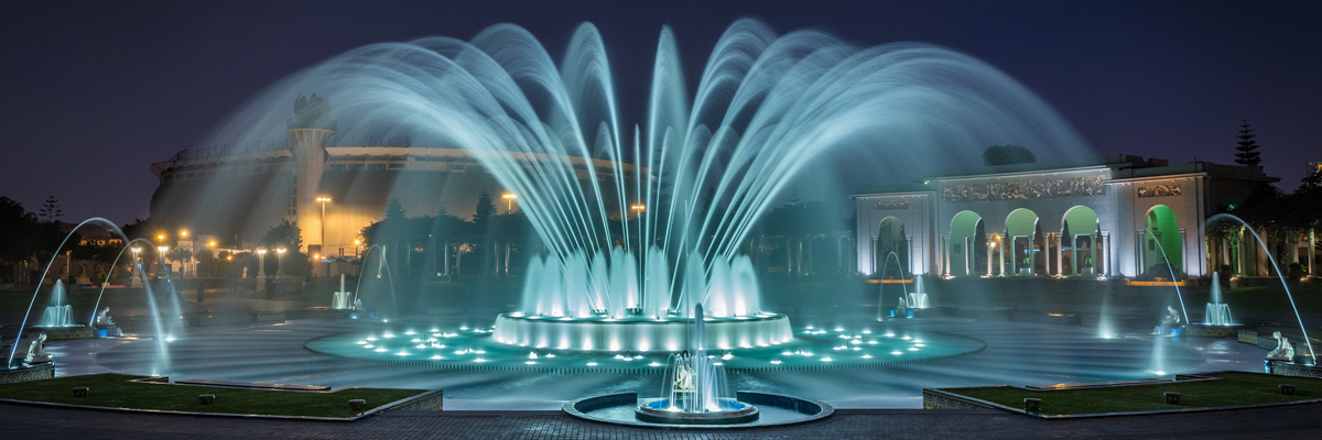 City tour + Fountains of water in Lima  en Lima
