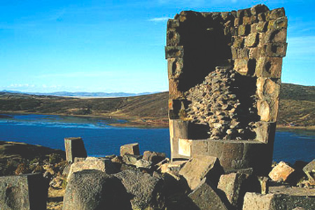 Tour to Sillustani Ruins