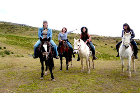 Horseback Riding in Cusco 4 Ruins