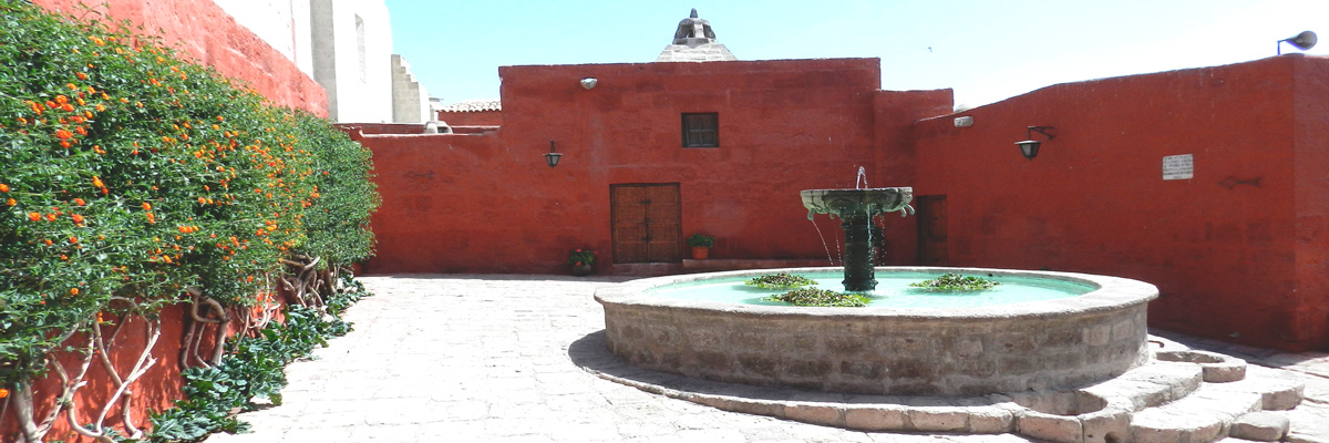 City Tour Arequipa by Foot in Arequipa