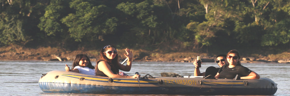Full Ecoaventuras and Tambopata Reserve in Tambopata