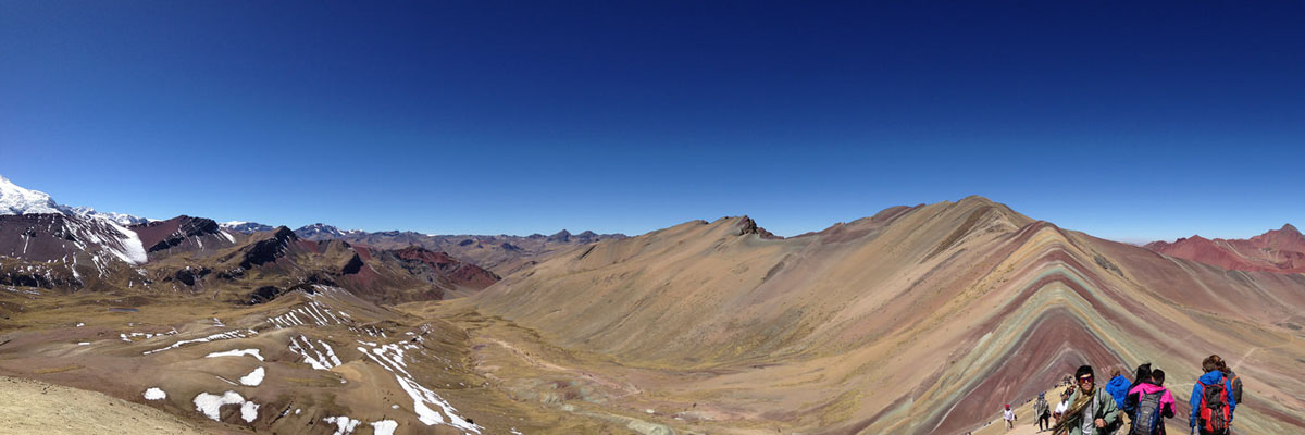 Trekking to Rainbow Mountain - Vinicunca Full day in Cusco