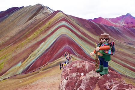 Trekking to Rainbow Mountain - Vinicunca Full day