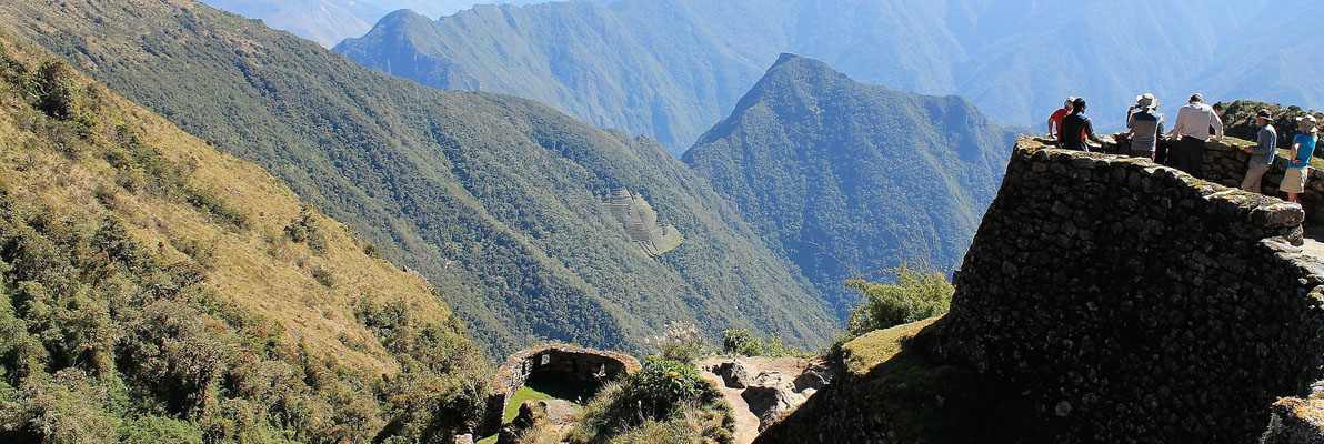 Inca Trail to Machu Picchu 2 Days in Machu Picchu