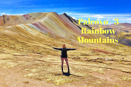 Palcoyo - 3 Rainbow Mountains
