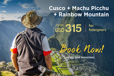 Tour Cusco + Machu Picchu per 2, 3, 4 and 5 nights