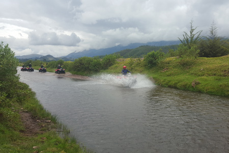 ATVs in Anta - Cusco